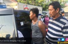 Detik – detik Petugas JNE Berhasil Tangkap Buruan Polisi, Keren Bro! - JPNN.com