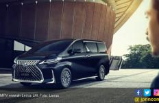 Lexus LM, MPV Mewah Mirip Alphard Siap Mengaspal ke Indonesia Awal 2020 - JPNN.com
