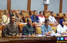 Otavio Dutra Ditantang Menyanyikan Lagu Indonesia Raya di Komisi X DPR, Begini Hasilnya... - JPNN.com