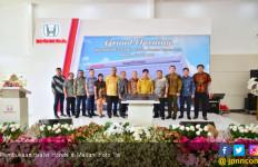 Dealer Honda Sudah Melebar ke Medan - JPNN.com