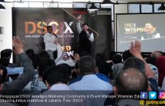DSCX 2019: Ribuan Proposal Bisnis Sudah Masuk dan Siap Diuji - JPNN.com