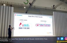 Logo Baru Halo Suzuki Jadi Isyarat Peningkatan Layanan ke Konsumen - JPNN.com