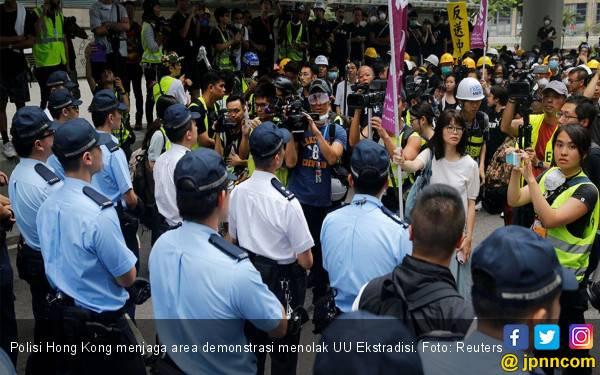 Hong Kong Memanas, Pemerintah Pertimbangkan Moratorium Pengiriman Pekerja Migran - JPNN.com