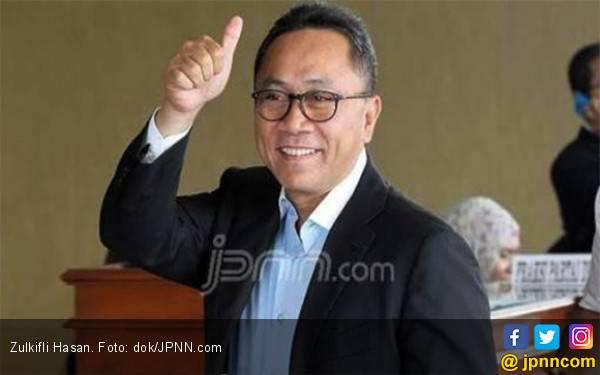 Zulkifli Hasan: Kami Pokonya Mendukung Pak Jokowi - JPNN.com