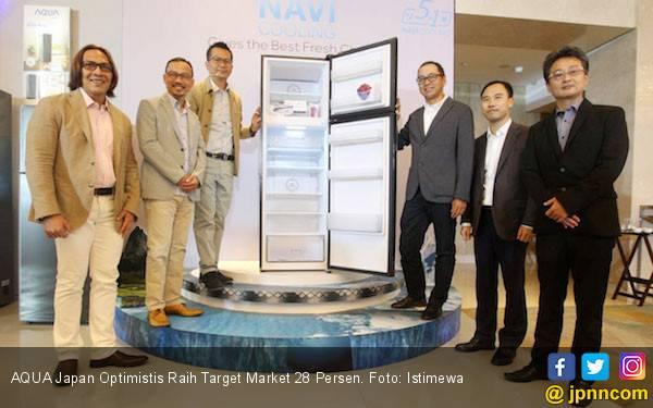 2019, AQUA Japan Optimistis Raih Target Market 28 Persen  - JPNN.com