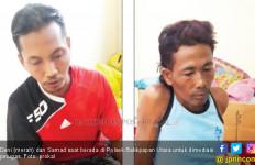 Deni dan Samad Duel Berdarah, Sama – sama Minta Ganti Rugi - JPNN.com