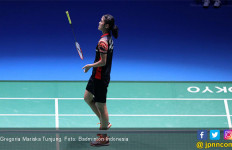 Penyesalan Jorji Setelah Dipukul Ratu Bulu Tangkis Dunia di 16 Besar Japan Open 2019 - JPNN.com