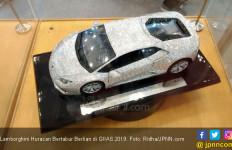 Lamborghini Huracan Bertabur Berlian Menyilaukan GIIAS 2019 - JPNN.com