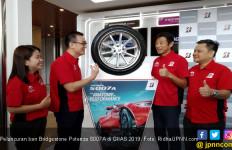 Bridgestone Merilis Ban Khusus Mobil Sport di GIIAS 2019 - JPNN.com