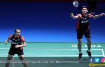 Praveen/Melati Tembus 16 Besar Denmark Open 2019, Owi/Winny dan Jorji Kandas - JPNN.com
