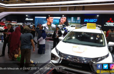 Mitsubishi Bukukan 4.909 SPK Selama GIIAS 2019 - JPNN.com