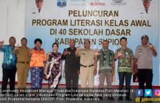 Gandeng UNICEF, Prudential Indonesia Majukan Pendidikan di Kabupaten Supiori - JPNN.com