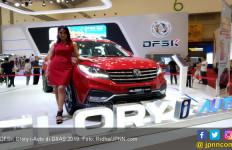 Belum Ada Harga, DFSK Glory i-Auto Sudah Dapat Kepercayaan Konsumen di GIIAS 2019 - JPNN.com