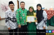 Dira Lutfiyah Melaju ke Ajang KSM 2019 Tingkat Jakbar - JPNN.com