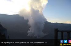 Penjelasan PVMBG soal Kondisi Gunung Tangkuban Parahu Hari Ini - JPNN.com