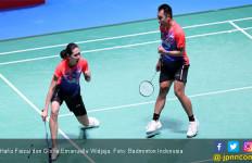 Hafiz / Gloria Sempat Enggak Yakin Bisa Menaklukkan Ganda Nomor 1 Dunia di Japan Open 2019 - JPNN.com