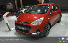 Di GIIAS 2019, Hyundai i10X Tampil di Tengah Gengsi SUV - JPNN.com