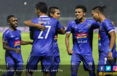 Arema FC Ingin Pesta Lawan Persebaya - JPNN.com