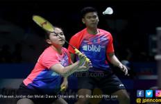 Praveen/Melati dan Rinov/Pitha Lolos ke 16 Besar Korea Open 2019 - JPNN.com