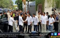 Jokowi dan JK Hadir di Acara Pembubaran TKN - JPNN.com