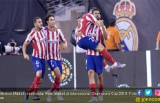 Hujan Gol + 2 Kartu Merah! Real Madrid 3, Atletico Madrid 7 - JPNN.com