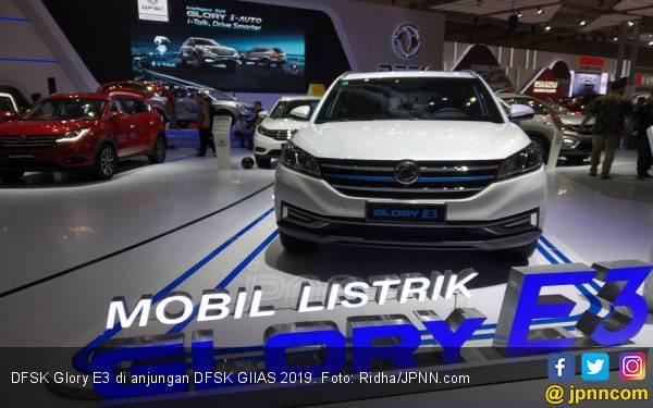 DFSK Glory E3 Segera Mengaspal di Indonesia, Kapan? - JPNN.com