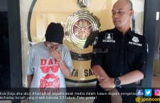 Pengakuan Perempuan Penganiaya Balita, Sadis Amat! - JPNN.com