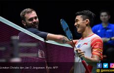 Jonatan Christie Ukir Rekor di Kejuaraan Dunia - JPNN.com