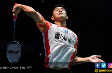Tembus Final Japan Open 2019, Jonatan Christie Ketemu Kento Momota - JPNN.com