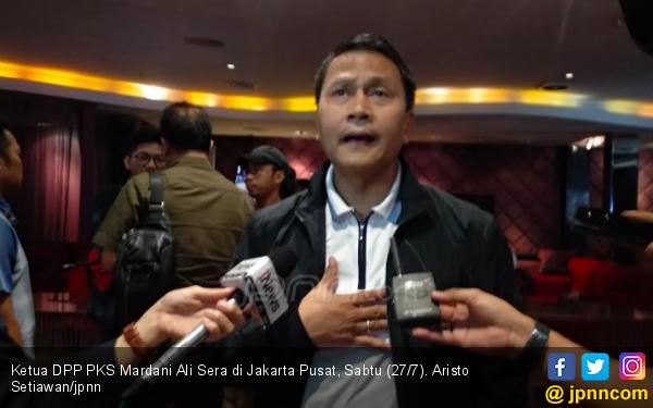 PKS Usul Presidential Threshold Cukup 7 Persen - JPNN.com