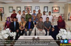 Bertemu Menpora, OIC Youth Indonesia Apresiasi Prestasi Olahraga Tim Merah Putih - JPNN.com
