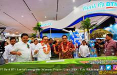 BTN Incar Nilai KPR Rp5 triliun dalam Ajang Indonesia Properti Expo 2019 - JPNN.com