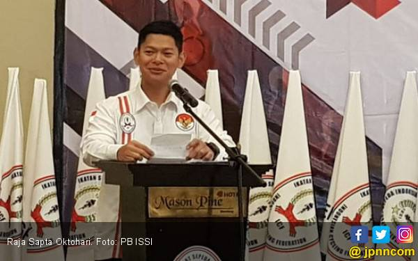 Jejak Raja Sapta Oktohari, Calon Tunggal Ketum KOI 2019-2023 - JPNN.com