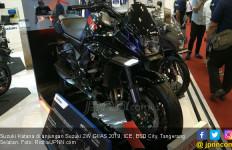 Tampil di GIIAS 2019, Suzuki Katana Diharapkan Mengaspal Tahun Depan - JPNN.com