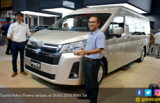 Peningkatan Toyota HiAce Premio Dibanderol Rp 516 Jutaan - JPNN.com