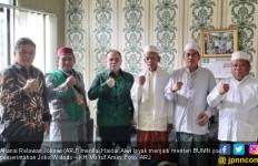 Aliansi Relawan Jokowi Nilai Haidar Alwi Layak Jadi Menteri BUMN - JPNN.com