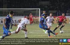 Melvin - Haudi Absen Saat Kontra Persib Bandung, Begini Penjelasan Teco - JPNN.com
