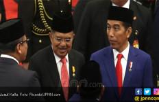 Kiai Ma'ruf Sebut Seharusnya Pak JK Tetap jadi Wapres, Ulama pun Tertawa - JPNN.com