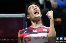 Japan Open 2019: Kento Momota Bikin Puasa Gelar Indonesia Selama 11 Tahun Berlanjut - JPNN.com