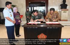 TNI dan PT. Pertamina Jalin Kerja Sama Pengamanan Objek Vital Nasional - JPNN.com