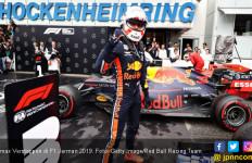 Tak Tanggung-Tanggung, Verstappen Targetkan Juara Dunia F1 2020 - JPNN.com