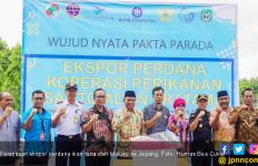 Bea Cukai Ternate Fasilitasi Ekspor Perdana Ikan Tuna - JPNN.com