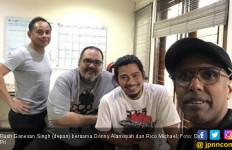 Rush Ganesan Singh Bakal Garap Film Bertema Kearifan Lokal Indonesia - JPNN.com