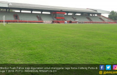 Stadion Tuah Pahoe Resmi Jadi Homebase Kalteng Putra di Liga 1 - JPNN.com