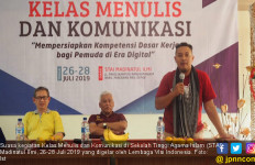 Dukung Penguatan SDM, Lembaga Visi Indonesia Gelar Kelas Menulis dan Komunikasi - JPNN.com