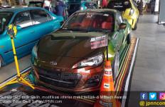 Subaru BRZ Milik Galih Sabet Modifikasi Interior Mobil Terbaik di MBtech Awards Batam - JPNN.com