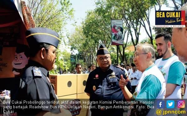 Bea Cukai Aktif di Roadshow KPK demi Berantas Korupsi - JPNN.com