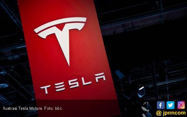 Tesla Bangun Pabrik di Tiongkok Untuk Pangkas Harga Mobil Listriknya - JPNN.com