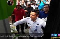 BNN Banten Musnahkan Sabu-Sabu Senilai Rp 7,5 Miliar - JPNN.com