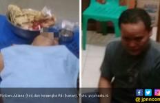 Cekcok Gegara Bau Kotoran, Juliana Tewas di Tangan Tetangganya - JPNN.com